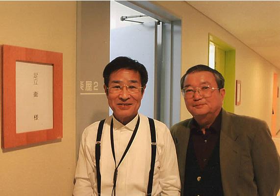 同窓との50年ぶりの再会(1)